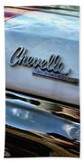 1970 Chevy Chevelle Ss 396 Ss396 Beach Towel