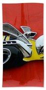 1970 Dodge Super Bee Emblem Beach Towel
