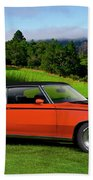 1972 Buick Gsx 455 Stage 1 Beach Towel
