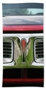 1972 Dodge Charger 400 Magnum Beach Sheet