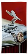 1948 Mg Tc - The Midge Hood Ornament Beach Towel