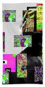 2-7-2015dabcdefghijklmnopqrtuvwxyzabc Beach Towel