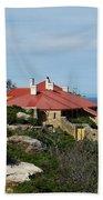 Australia - Path To Barrenjoey Lighthouse Beach Towel