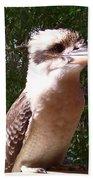 Australia - Kookaburra Full Body Look Beach Towel
