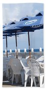 Beer Unbrellas Beach Towel