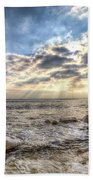 Birling Gap Angel Light Beach Towel