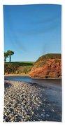 Budleigh Salterton - England Beach Towel