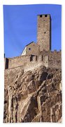 Castelgrande - Bellinzona Beach Towel