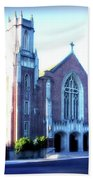 Cathedral Of The Annunciation 2 Beach Towel