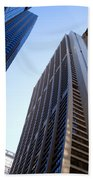 Chase Tower Chicago  Beach Towel
