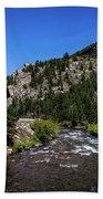 Clear Creek Canyon Beach Towel