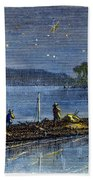 Clemens: Tom Sawyer Beach Towel