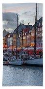 Copenhagen - Denmark Beach Towel