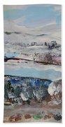 Donner Lake Beach Towel