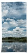 Dutch Skies Beach Towel