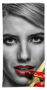 Emma Roberts Collection Beach Towel