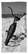 Fat Tire Beach Towel