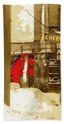 Film Noir William H. Macy Steve Buscemi Fargo 1996 Cheerio Bar Aberdeen South Dakota 1965-2008 Beach Towel