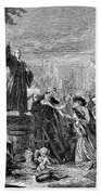 George Whitefield Beach Towel