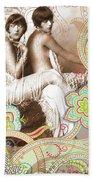 Goddess Beach Towel