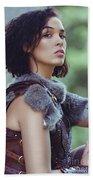 Got Warrior Princess Beach Sheet
