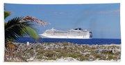 Great Stirrup Cay Beach Sheet