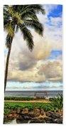 Hawaii Pardise Beach Towel