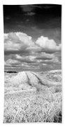 Infrared Landscape In Norway Beach Towel