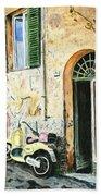 Italian Alley Beach Sheet