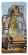 Jacquard Loom For Weaving Textiles Beach Towel