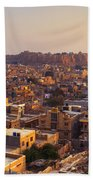 Jaisalmer - India Beach Towel