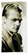 James Cagney, Vintage Actor Beach Towel