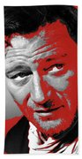 John Wayne 3 Godfathers Publicity Photo 1948-2013 Beach Towel