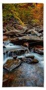 Kaaterskill Creek Beach Towel