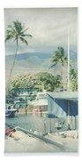 Lahaina Beach Towel
