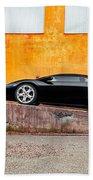 Lamborghini Beach Towel