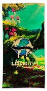 Liquicity Beach Towel