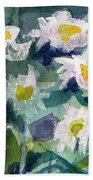 Little Asters Beach Towel
