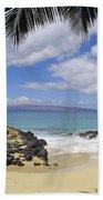 Makena, Secret Beach Beach Towel