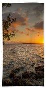 Morning At The Mangroves Beach Towel
