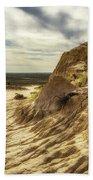 Mungo National Park, Australia Beach Towel