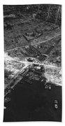 Nagasaki, 1945 Beach Towel