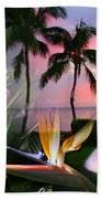 Natural Beauty Beach Sheet