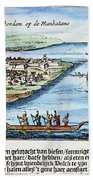 New Amsterdam Beach Towel