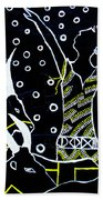 Nuer Lady -  South Sudan Beach Towel