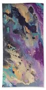 Ocean Floor Beach Towel