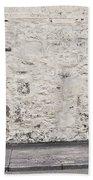 Old Wall Beach Towel