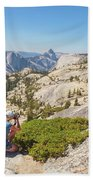 Olmsted Point Shooting Beach Towel