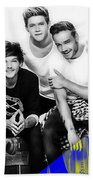 One Direction Collection Beach Towel