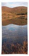 Palsko Lake Beach Towel